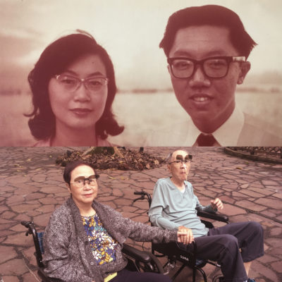 Mum and Dad:  Then and Now (2018)